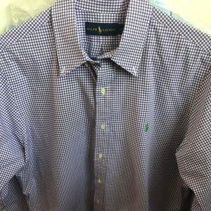 Ralph Lauren men's dress shirt